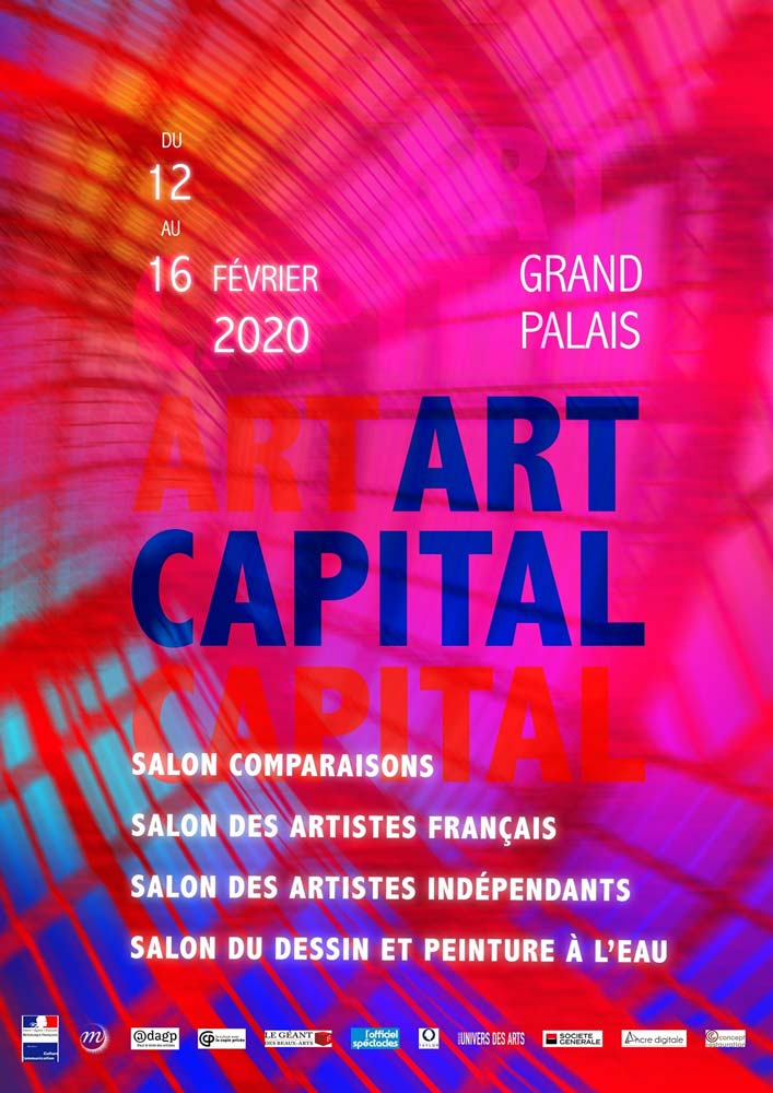 Art Capital | Grand palais février 2020