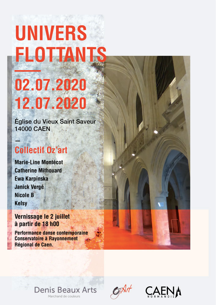"Collectif Oz'Art ""L'Univers Flottant"""